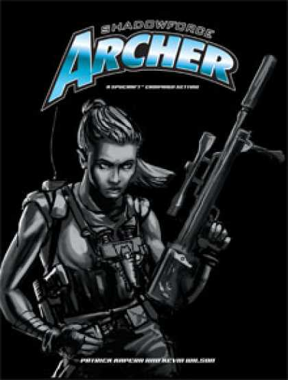Role Playing Games - Classic Spycraft: Shadowforce Archer Worldbook