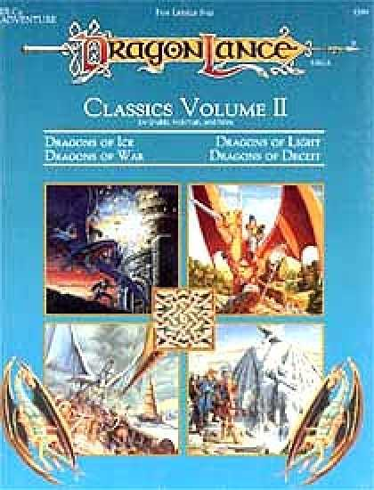 Role Playing Games - Dragonlance Classics Volume II