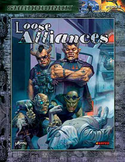 Role Playing Games - Loose Alliances