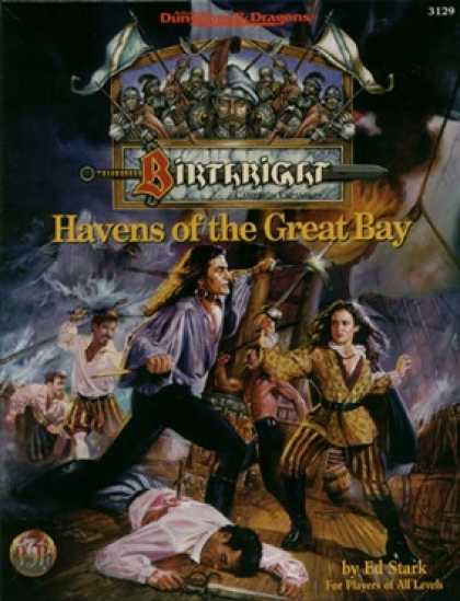 Role Playing Games - Havens of the Great Bay