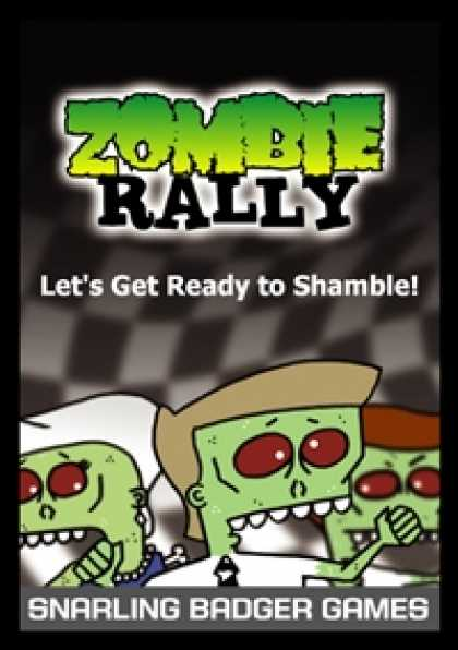 Role Playing Games - Zombie Rally