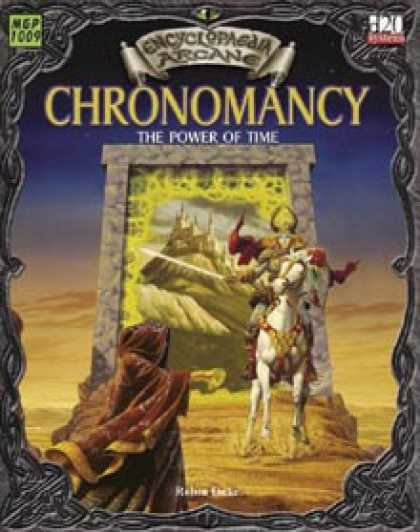 Role Playing Games - Encyclopaedia Arcane Chronomancy