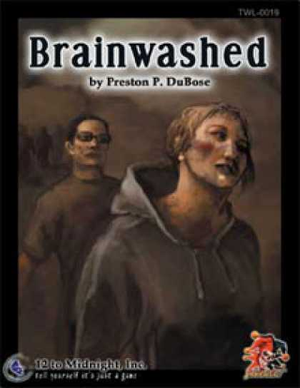 Role Playing Games - Brainwashed: Savaged edition