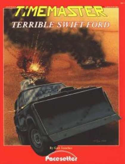 Role Playing Games - Terrible Swift Ford
