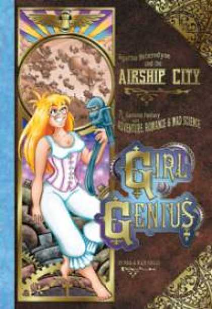 Role Playing Games - Girl Genius Volume Two