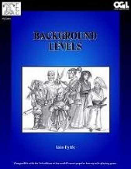 Role Playing Games - Background Levels