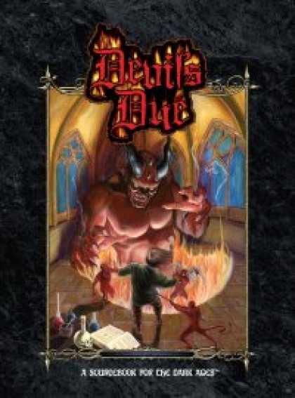 Role Playing Games - Dark Ages: Devil's Due