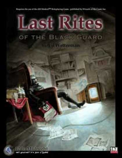 Role Playing Games - Last Rites of the Black Guard