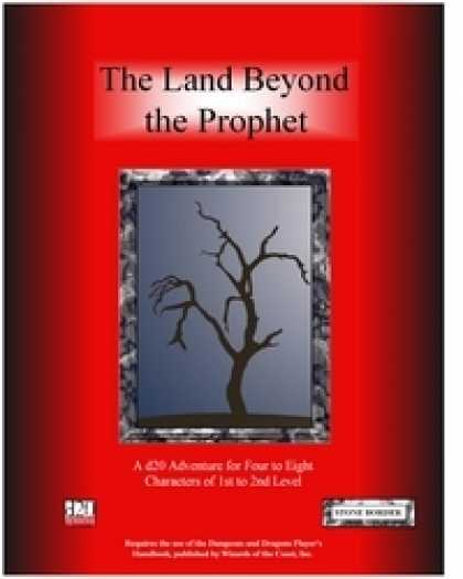 Role Playing Games - The Land Beyond the Prophet