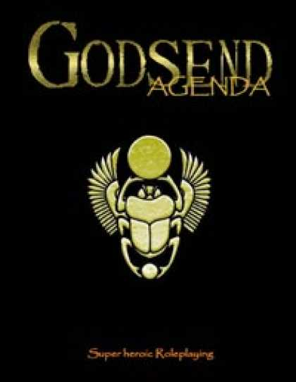 Role Playing Games - GODSEND Agenda 1st Edition