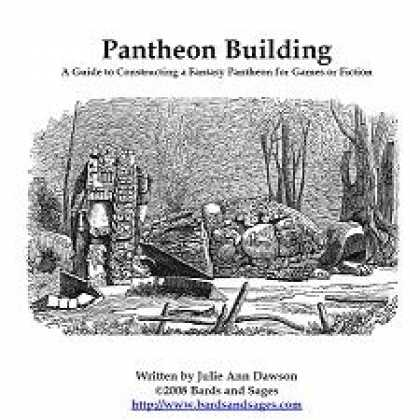 Role Playing Games - Pantheon Building