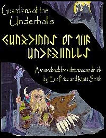 Role Playing Games - Guardians of the Underhalls