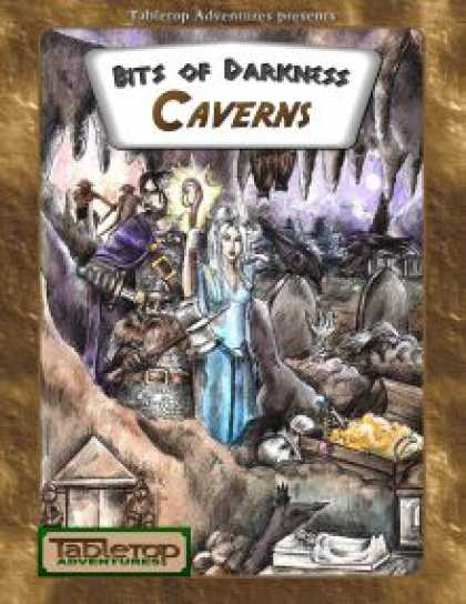 Role Playing Games - Bits of Darkness: Caverns