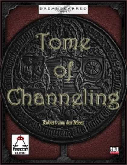 Role Playing Games - Tome of Channeling