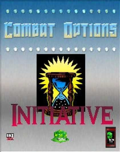 Role Playing Games - Combat Options: Initiative