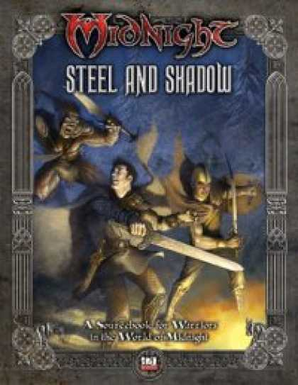 Role Playing Games - Steel and Shadow