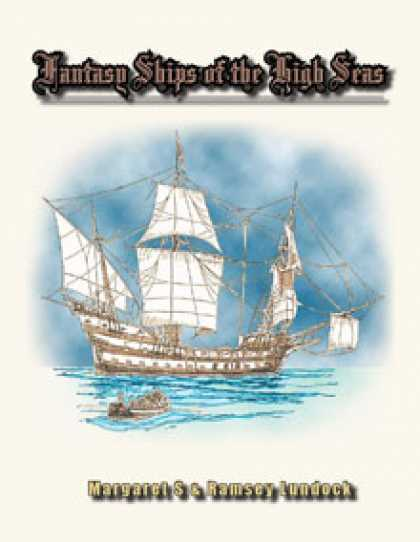 Role Playing Games - Fantasy Ships of the High Seas