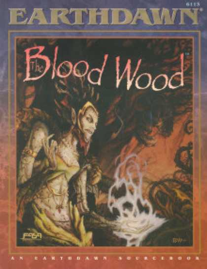 Role Playing Games - The Blood Wood