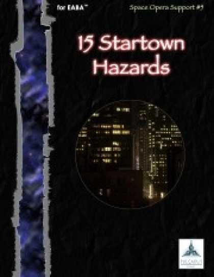 Role Playing Games - 15 Startown Hazards (EABA)