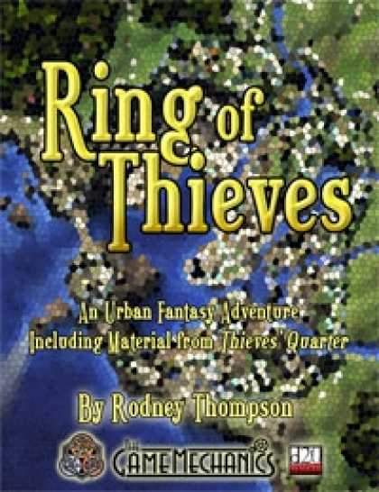 Role Playing Games - Ring of Thieves