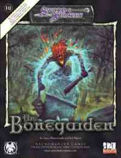 Role Playing Games - Bonegarden