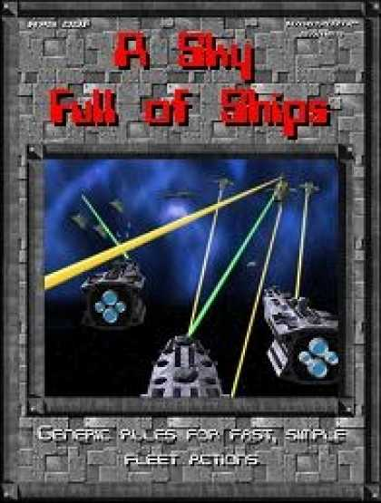 Role Playing Games - A Sky Full of Ships