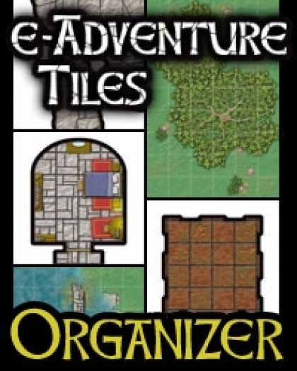 Role Playing Games - e-Adventure Tiles Organizer