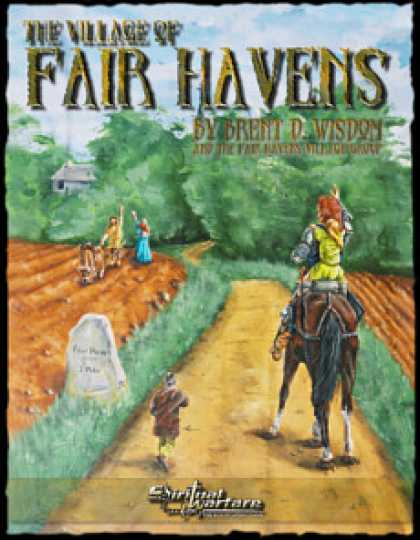 Role Playing Games - The Village of Fair Havens