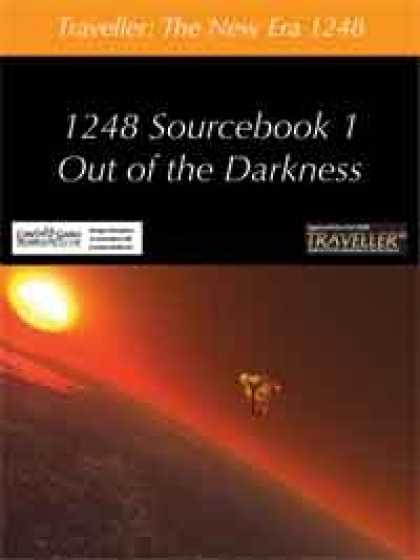 Role Playing Games - Traveller - The New Era 1248 Sourcebook 1 - Out Of The Darkness