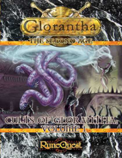 Role Playing Games - Cults of Glorantha 1