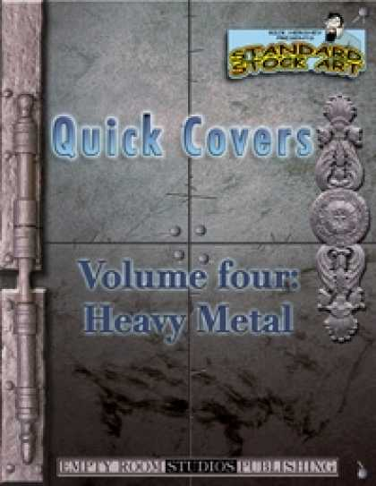 Role Playing Games - Quick Covers- Vol.4: Heavy Metal