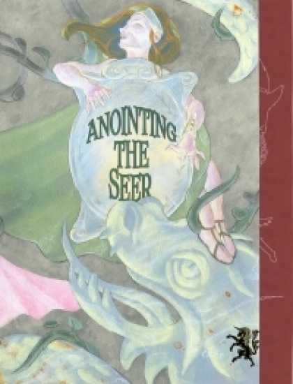 Role Playing Games - Anointing the Seer - 4th Edition D&D adventure