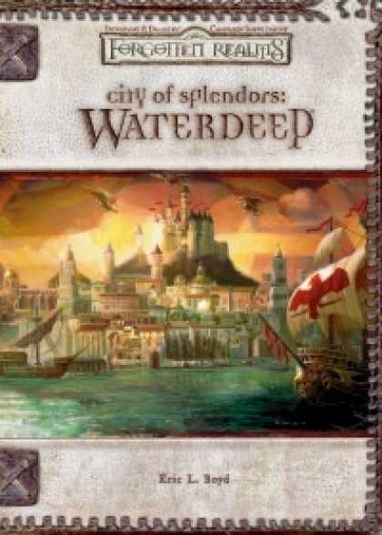 Role Playing Games - City of Splendors: Waterdeep