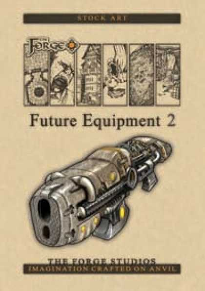 Role Playing Games - Future equipment 2