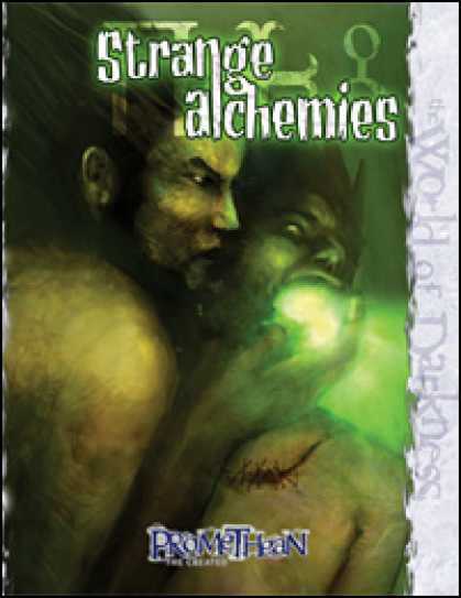 Role Playing Games - Strange Alchemies