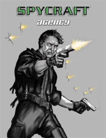 Role Playing Games - Classic Spycraft: Agency