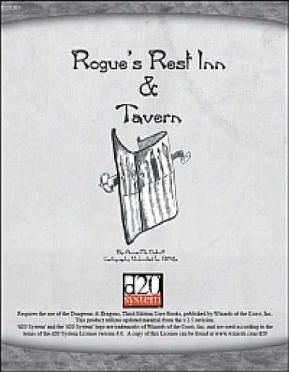 Role Playing Games - Rogue's Rest Inn & Tavern