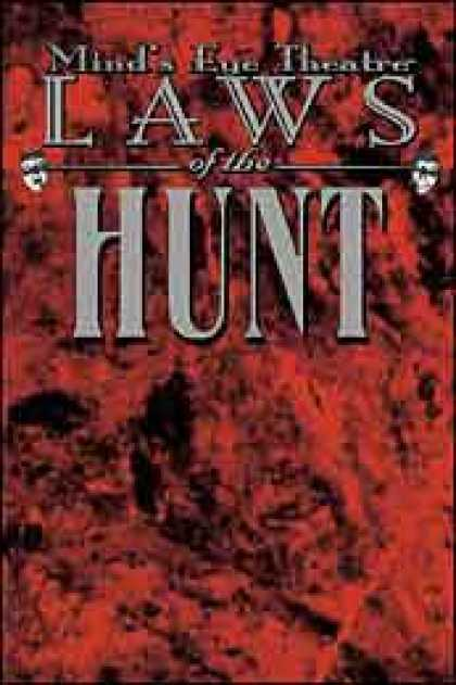 Role Playing Games - Laws of the Hunt (revised)