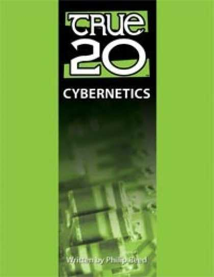 Role Playing Games - True20 Cybernetics