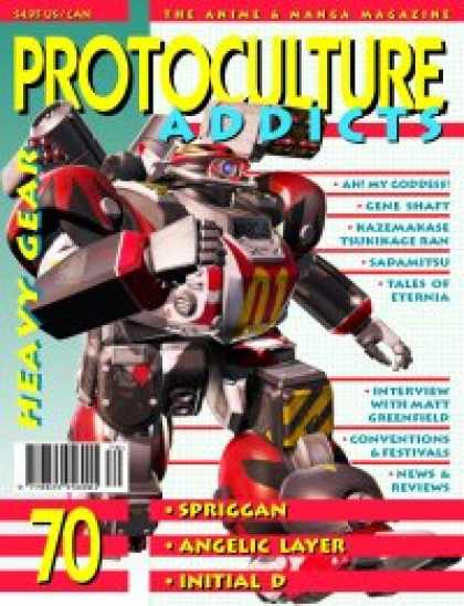 Role Playing Games - Protoculture Addicts #70