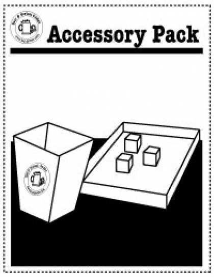 Role Playing Games - BAP Accessory Pack