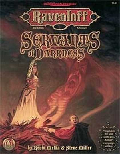 Role Playing Games - Servants of Darkness