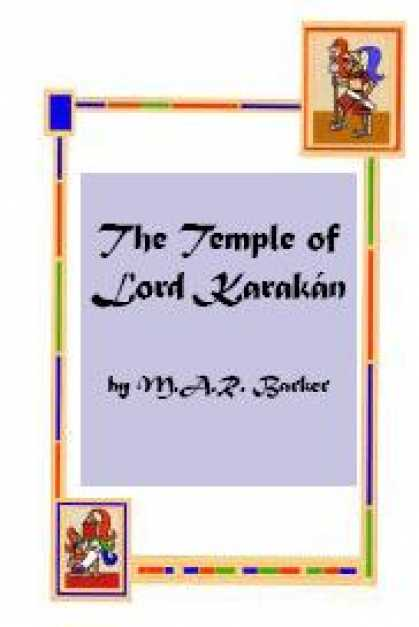 Role Playing Games - The Temple of Lord Karakan