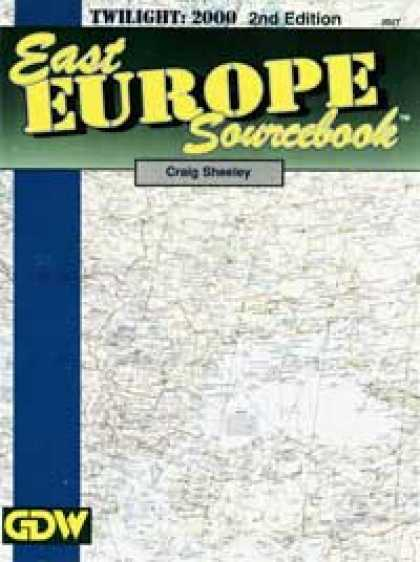 Role Playing Games - East Europe Sourcebook