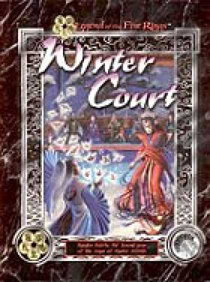 Role Playing Games - Winter Court: Kyuden Kakita