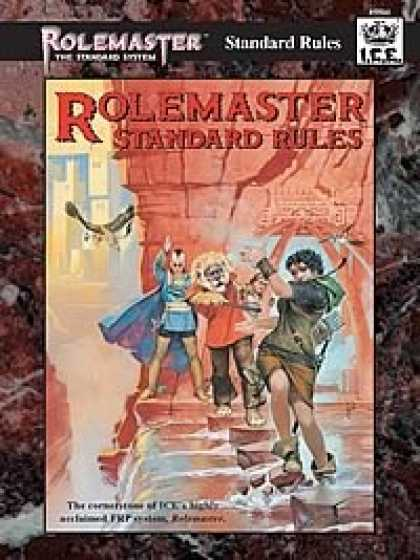 Role Playing Games - Rolemaster Standard Rules PDF