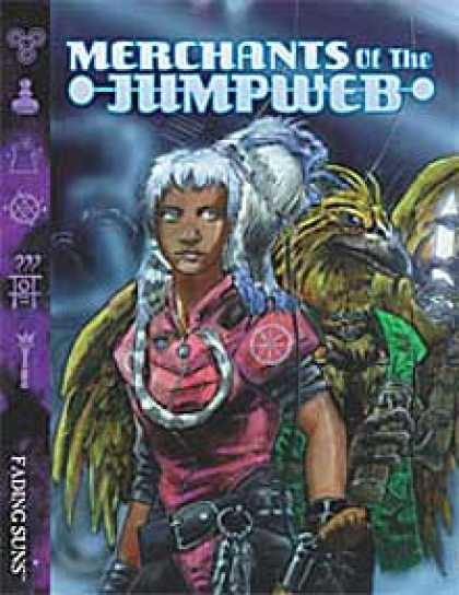 Role Playing Games - Merchants of the Jumpweb