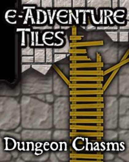 Role Playing Games - e-Adventure Tiles: Dungeon Chasms