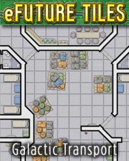 Role Playing Games - eFuture Tiles: Galactic Transport