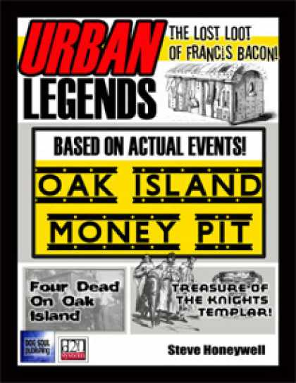 Role Playing Games - Urban Legends - Oak Island Money Pit